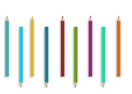 Color pencils Stock Photo - 15961965