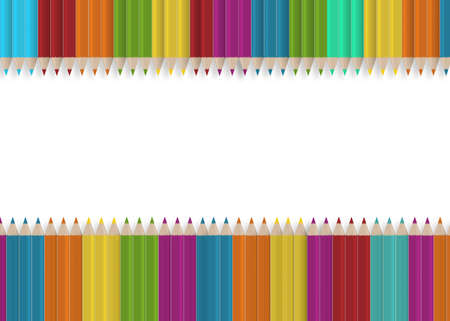 Color pencils background photo