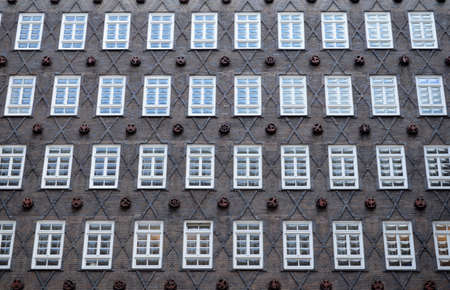 devanture: construction de fa�ade � Hambourg