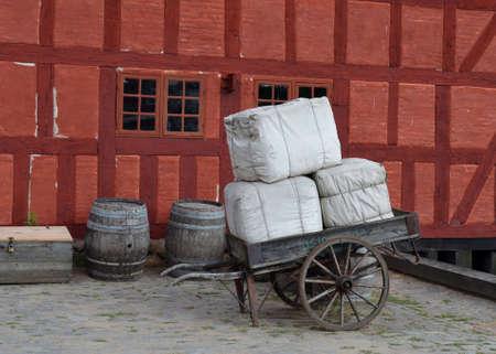 handcart: handcart