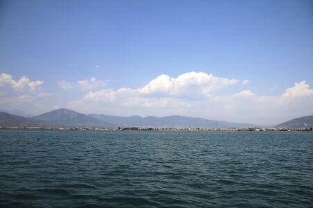 blu: Turkey Water-air splendor.