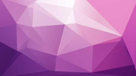 purple abstract: Purple abstract geometric  low poly background vector