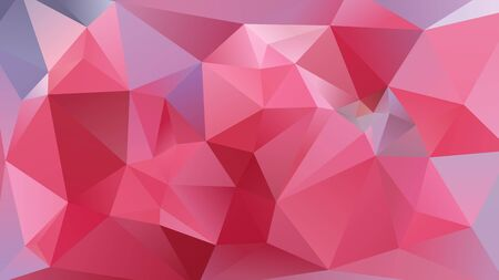 Abstract Sweet Low Poly Background Vector
