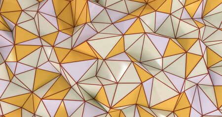 dusty: abstract geometric background