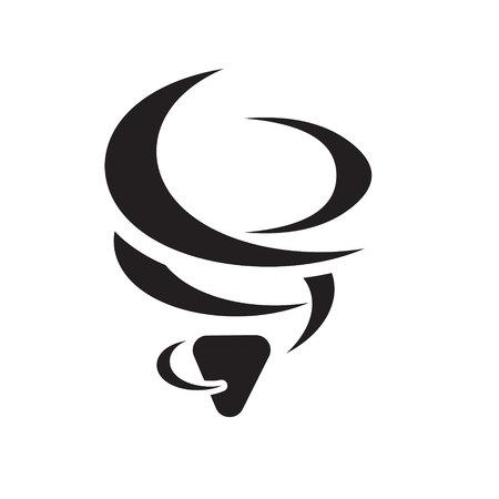 whirlwind: whirlwind icon vector