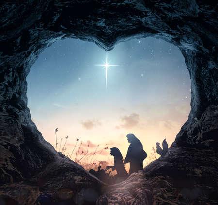 Nativity concept