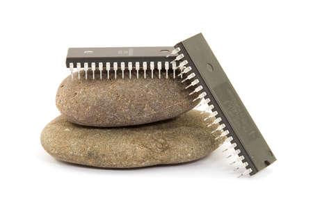 �ge de pierre: � partir de l'�ge de pierre � la technologie moderne