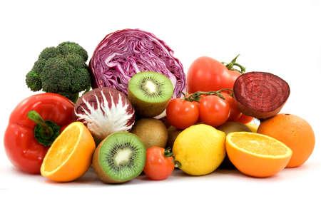 diet healthy food studio isolated Stock Photo