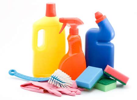 productos quimicos: limpieza y saneamiento productos estudio aislado