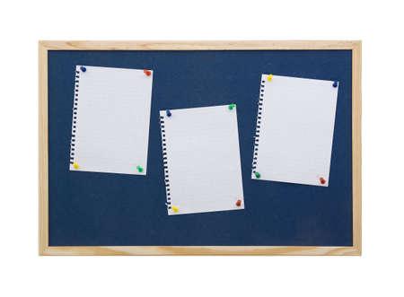 note board Stock Photo - 4926966