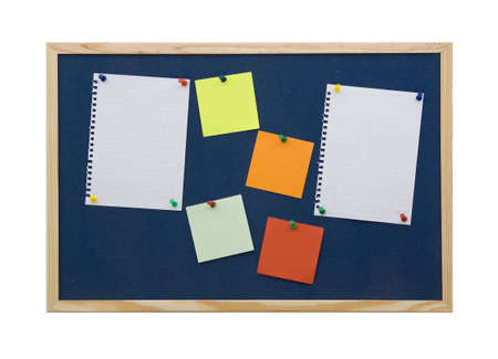 note board Stock Photo - 4933354