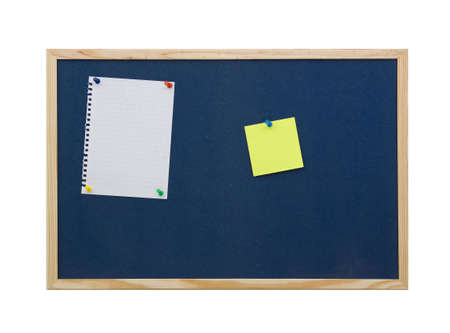 note board Stock Photo - 4933358
