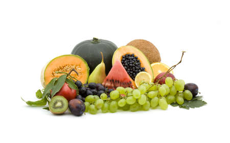 fruit pile Stock Photo - 5230406