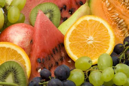 fruit pile photo