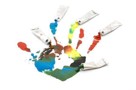 paint Stock Photo - 5409705