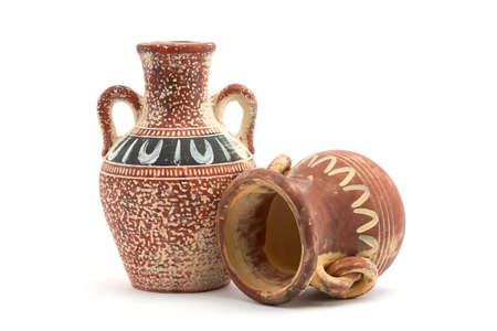 ceramics: �nfora Foto de archivo
