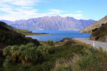 Wanaka Lake View, New Zealand