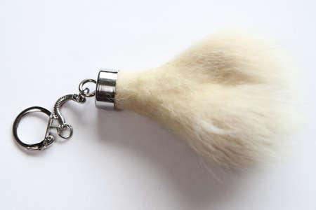kangaroo ball keychains isolated on white background : KANGAROO SCROTUM GIFT PACK