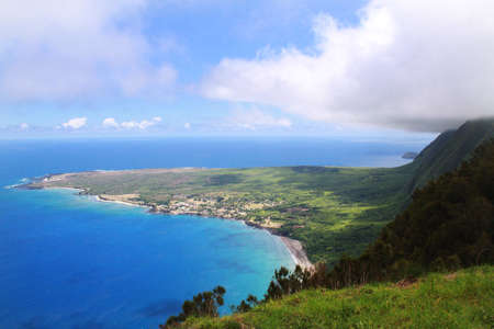Perhaps the most stunningly beautiful place in Hawaii, Kalaupapa Peninsula is the site of Saint Damiens mission where he ministered for 16 years to those suffering from Hansen disease.