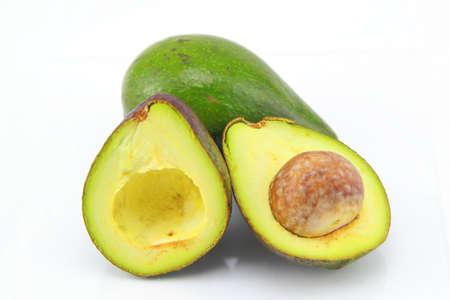 Fresh Avocado Halves