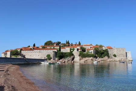 sveti: Sveti Stefan, Montenegro Editorial