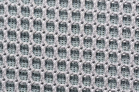 polyester: nylon mesh with square shape  Stock Photo