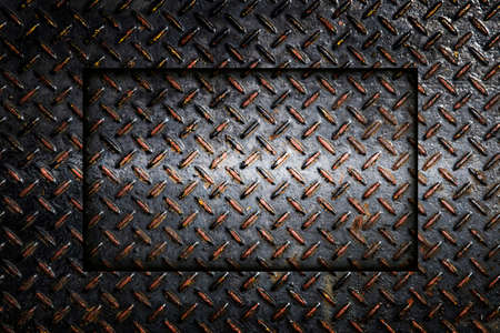 diamond plate: metal diamond plate  abstract industrial background