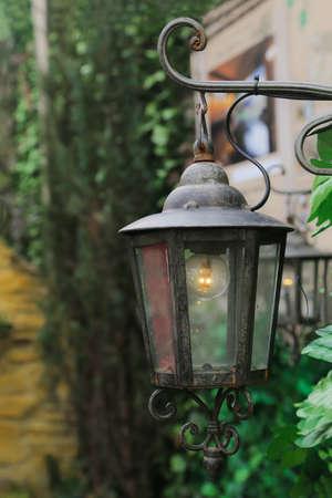 abatjour: Lampada da parete antico incandescente