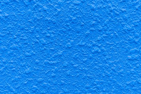 Blue concrete wall background texture pattern, blue concrete wall abstract background Stock Photo