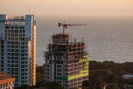 happening: Construction is lot happening in Pattaya City