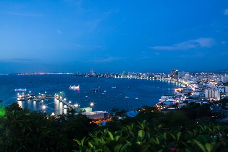 Pattaya Bay Attraction of Thailand photo