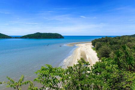 relent: Laem Sala Beach, Prachuap Khiri Khan, Thailandia