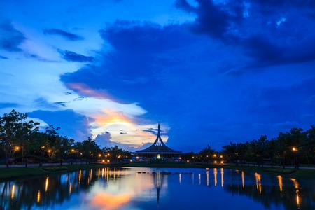 ix: Suanluang RAMA IX Parks in Thailand