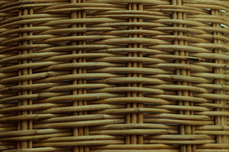 wicker work: Wicker background image Used for design work Stock Photo