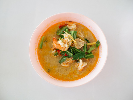 goong: Tom Yum Goong Thailand delicious spicy food