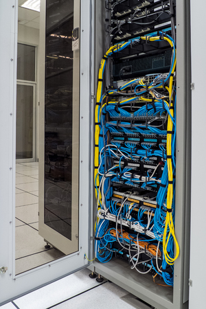 Ethernet of server In the factory