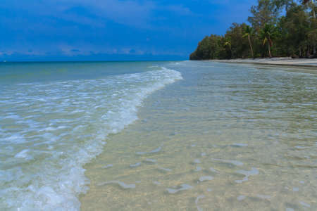 trad: Beach in Trad Province of Thailand