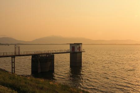 chonburi: Reservoir Khao Phra Chonburi Province of Thailand