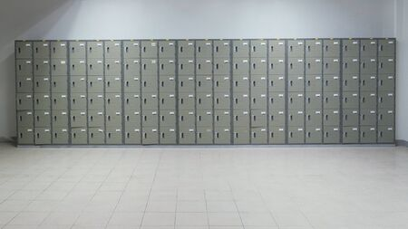 manufactory: locker used in the workplace