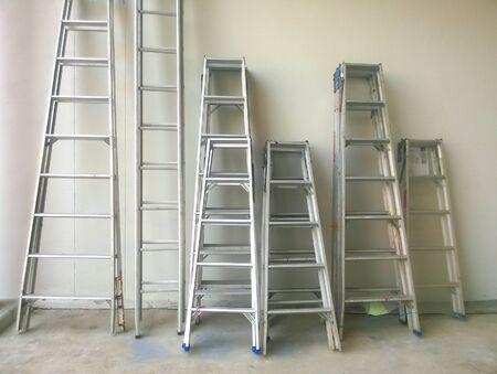 Stahltreppe für den Einsatz in Fabriken