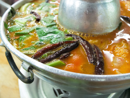 goong: Tom Yum Goong , Spicy foods delicious