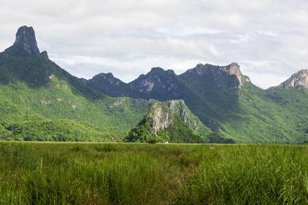 khan: The mountain is in Prachuap Khiri Khan Province of Thailand