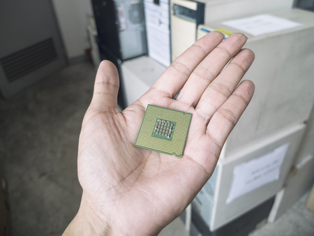 Old CPU, Outdated and unused