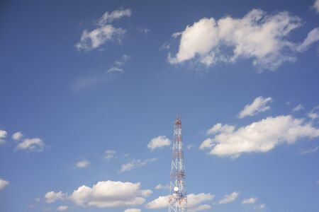 Large antenna for long distance signal