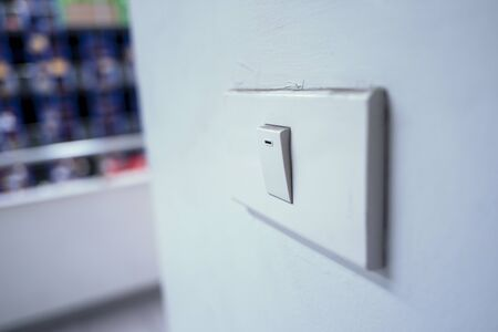 Switch on - off electrical appliance at home