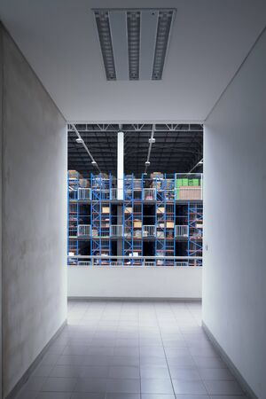 The Rack in Warehouse