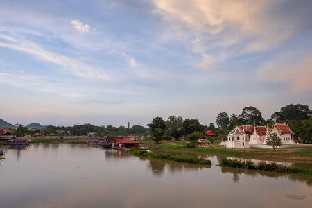 Temples in Uthai Thani Province of Thailand