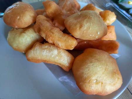 Deep-fried dough stick, chinese bread stick