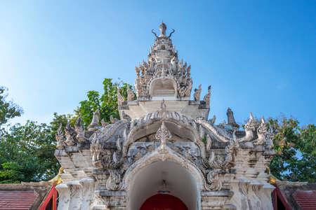 The Serpent statue of Thailand Standard-Bild