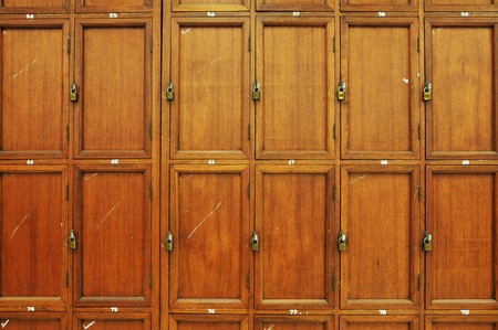 Old Cabinets photo